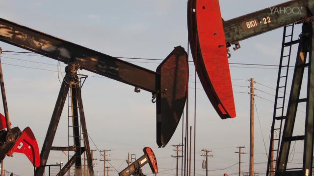 油價為什麼狂跌嗎?