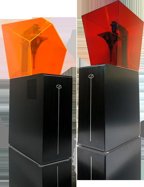 Kudo3D開發的3D印表機