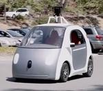 自製無人駕駛車亮相